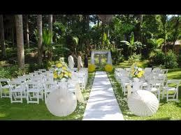 garden wedding ideas you