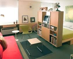 Tiny Studio Apartment Design Custom Decorating