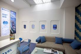 travel design home office. Travel Agency Office Interior Design Perfect Landscape Collection For Decorating Home