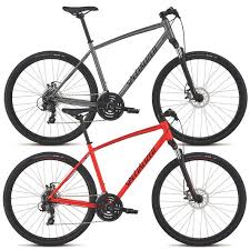 Specialized Crosstrail Bike Size Chart Specialized Crosstrail Mechanical Disc Hybrid Bike 2020
