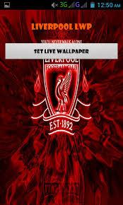 liverpool fc live wallpaper free