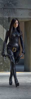 The actress will star as a femme fatale skilled in espionage in the live action story, which has previously been made into a tv series and a range of popular toys. Pin On Super Women