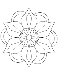 Mandalas Coloring Pages 398 Easy Mandala Coloring Pages Fresh Best