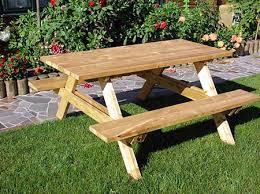 garden seating. Sienna Picnic Table Garden Seating