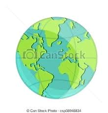 Black And White Globe Clip Art Of Earth Icon World Map Justmma