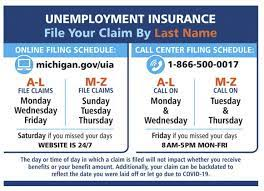 How long does it last? Here S How To File For Unemployment And Pandemic Unemployment Assistance Michigan Radio