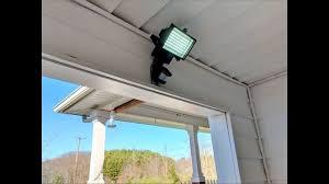 Solar Security Light Item 69643 Bunker Hill Security 60 Led Solar Security Light Review