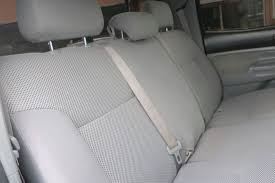 molded headrest bench seat covers 2008 used toyota tacoma 4wd dbl cab lb at best