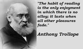 Anthony Trollope Quotes. QuotesGram