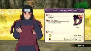 Walkthrough Ninja World Tournament Part 58 Crystal Treasure at the Cave - Naruto  Shippuden: Ultimate Ninja Storm Revolution Cheats for Xbox 360