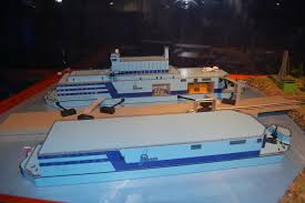 russian floating nuclear power station