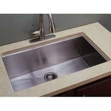 Empire Industries Gs3018 Single Basin Undermount Kitchen Sink