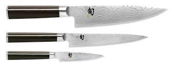 shun classic knife set. Modren Set Quick View Classic 3Piece Starter Set  43200  And Shun Knife C