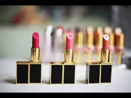 <b>Tom Ford Lip</b> Color <b>Matte</b> Lipstick Swatches - YouTube