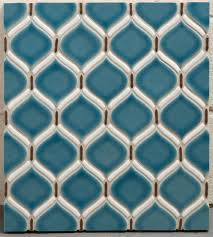 Circle Tiles Interior Design Walker Zanger Tile For Modern Backsplash Idea