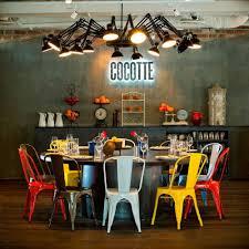 xavier pauchard french industrial dining room furniture. tolix chair replica xavier pauchard french industrial dining room furniture