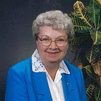 Betty Spurrier Eby Obituary - Visitation & Funeral Information