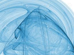 Layouts Blue Stock Illustration