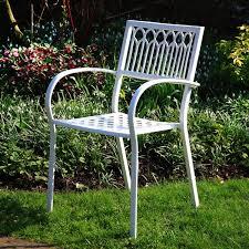 stackable outdoor garden chair lazy susan