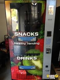 Healthy Vending Machines For Sale Mesmerizing Healthy Vending Machines For Sale In Texas Healthy You HY48 NIB