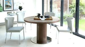 contemporary round dining table modern round dining table set awesome modern round pedestal dining table contemporary