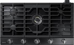 black stainless gas cooktop. Fine Black Samsung  36 Throughout Black Stainless Gas Cooktop I