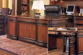 Home office furniture cherry Executive Desk Brown Cherry Deluxe Office Desk Home Office Furniture People 74