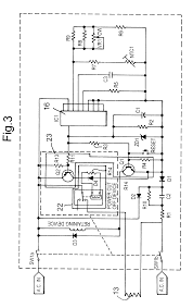 patent us6382084 electric toaster google patents patent drawing