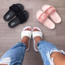 fenty puma shoes for girls. see this instagram photo by @sherlinanym \u2022 26.8k likes | daisy \u0027s cool outfits pinterest instagram, pumas and shoe game fenty puma shoes for girls t