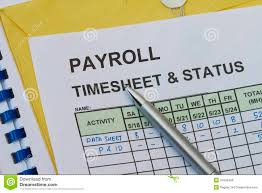 Payroll Time Sheets Free Payroll Timesheet Stock Photo Image Of Project Week 34502498