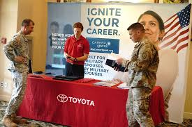 what to do at career fair tips for military veterans to have an effective career fair combat
