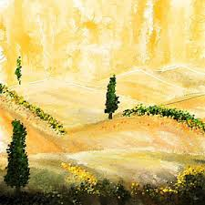 tuscany vineyards wall art painting tuscan glow tuscan impressionist paintings by lourry legarde on tuscan vineyard wall art with tuscany vineyards art page 5 of 58 fine art america