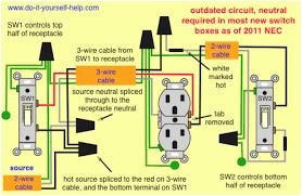 house plug wiring diagram wire light switch from outlet diagram 3 way light switch wiring at Light Switch Home Wiring Diagram