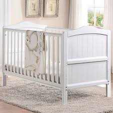 nested soro cot bed white smyths