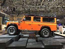 land rover defender 2015 4 door. land rover defender adventure edition side view leaked at the 2015 geneva motor show 4 door l