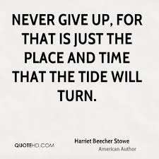 Harriet Beecher Stowe Quotes Best Harriet Beecher Stowe Time Quotes QuoteHD
