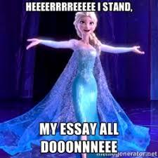 Queen Elsa Frozen | Meme Generator via Relatably.com