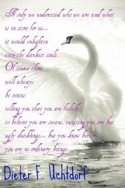 Beautiful Swan Quotes