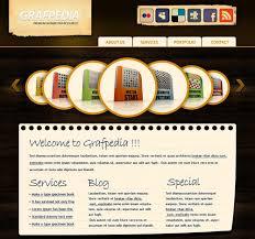 Creative Layout Design Website Haoh