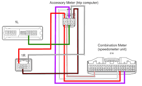 how to install accessory meter trip computer toyota sienna fancy computer wires and cables names at Computer Wiring Diagram