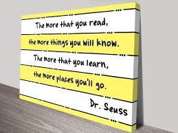 dr seuss wall art australia