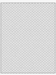Isometric Paper Isometric Grid Grid Paper Printable