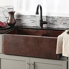 web farmhouse duet antique inch farm sink double bowl kitchen native trails copper a front country black stainless steel fireclay sinks vintage white