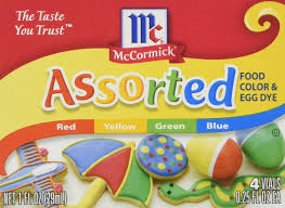 Cheap Mccormick Food Coloring Chart Find Mccormick Food