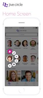 Jive Org Chart Jive Wants To Replace Your Employee Directory Fortune