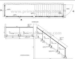 railing detail tempered panel railings for indoor stairs drawing glass