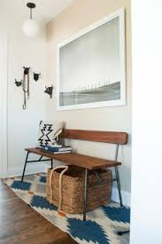 how to cope with no entryway