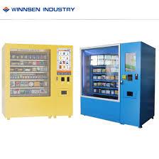 Snack Mart Vending Machine Impressive China Grocery Mini Mart Vending Machine With Remote Management