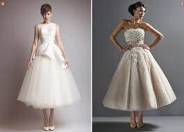 fab finds 9 tea length wedding dresses exquisite weddings
