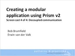 What Is Prism What Is Prism V2 Akmsft Channel 9